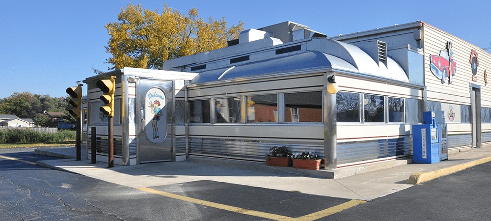 Nancy's Main Street Diner, Grafton, Ohio